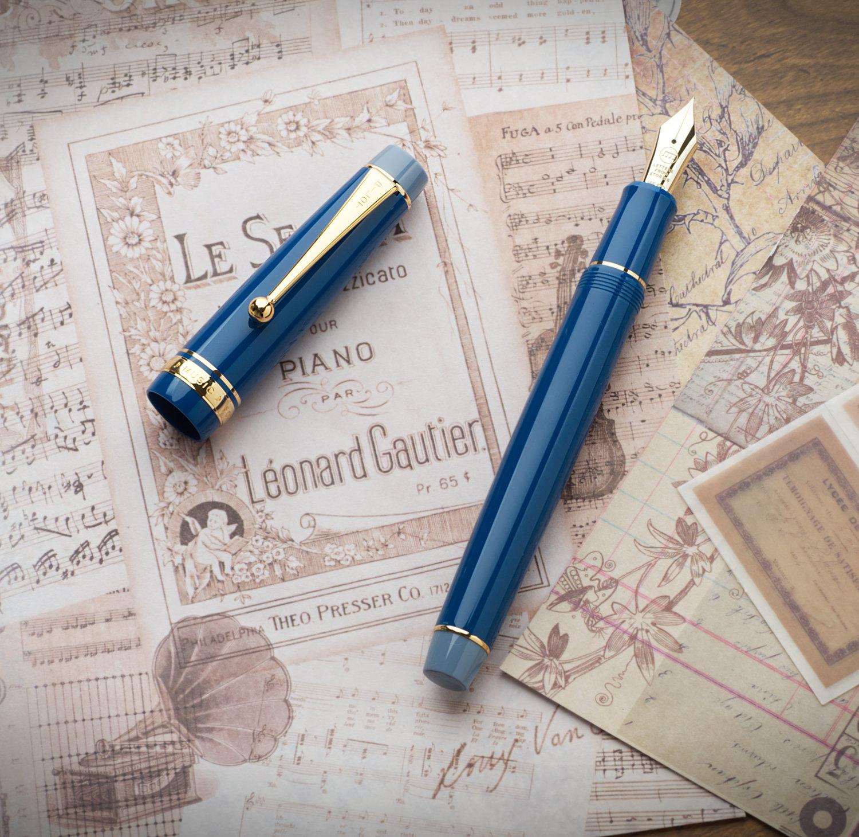 image from Pentonote's Koseki Yuji music pen